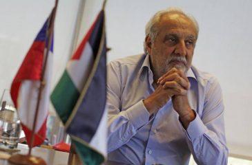 Maurice Khamis palestina