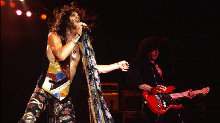 Aerosmith Steven Tyler
