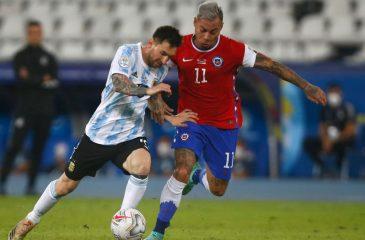 Argentina Chile Copa América