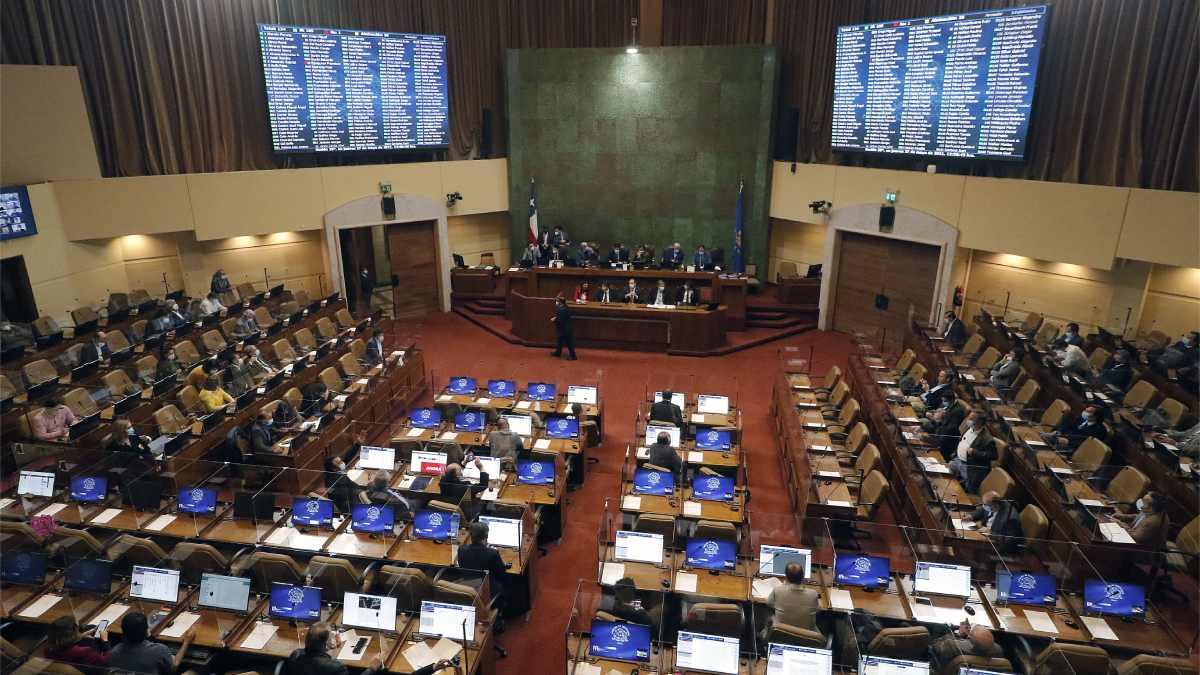 Cámara De Diputados IFE Universal 2