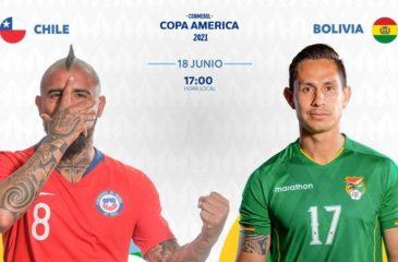 Chile Bolivia Copa América Dónde Verlo