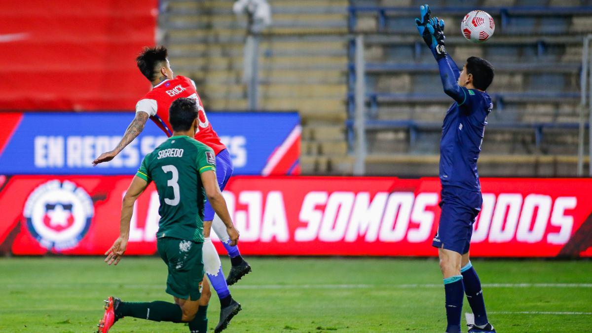 Chile Bolivia Qatar 2022