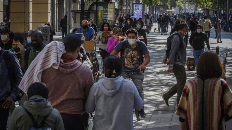 Cuarentena Paso A Paso Santiago