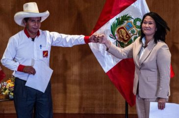 Elecciones En Perú Pedro Castillo Keiko Fujimori