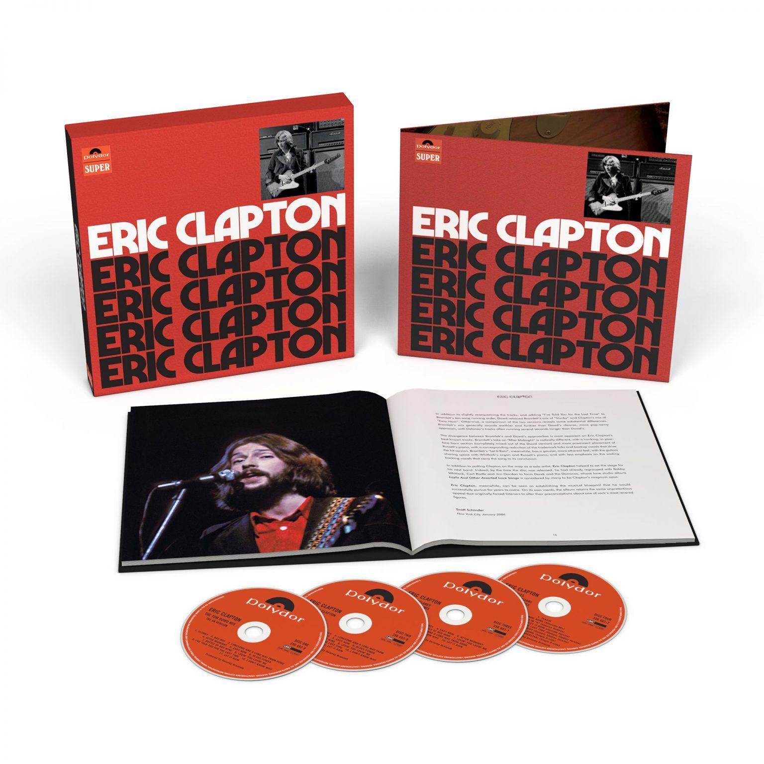 Eric Clapton Deluxe