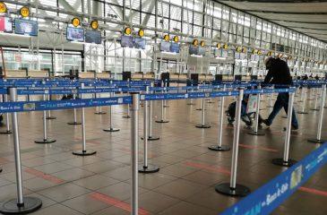 Estados Unidos Chile Covid 19 Aeropuerto