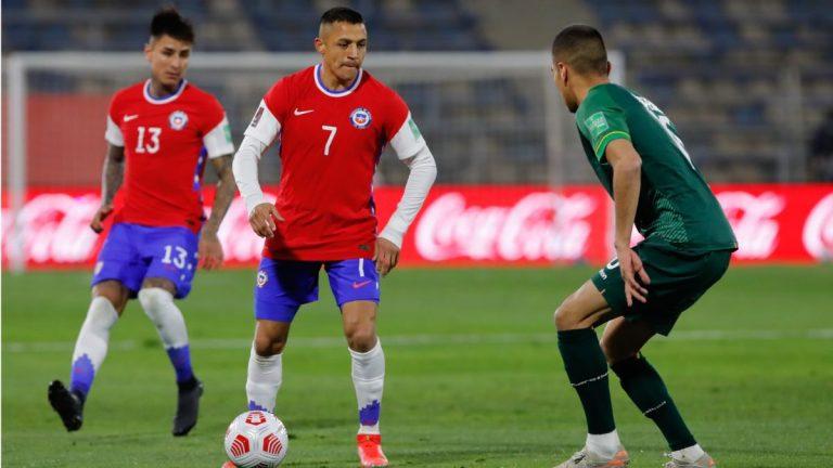 La Roja Selección De Fútbol Chile 4
