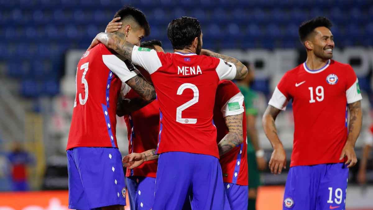 La Roja Selección De Fútbol Chile