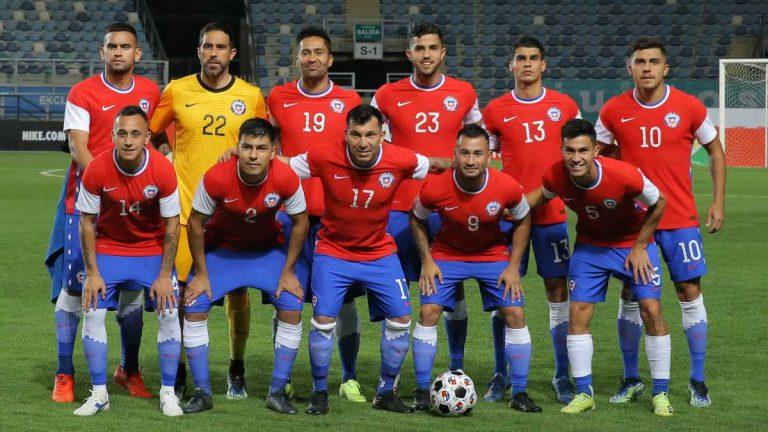 La Roja Selección De Fútbol De Chile