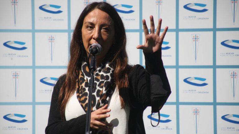Ministra Del Deporte Cecilia Pérez