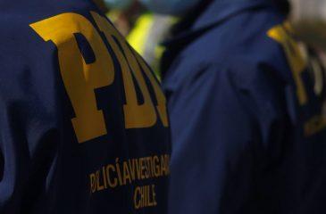 Muere PDI Baleada En La Pintana