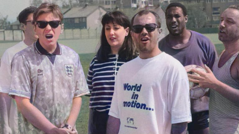 New Order   World In Motion