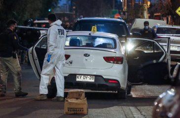 subinspectora PDI baleada en La Pintana