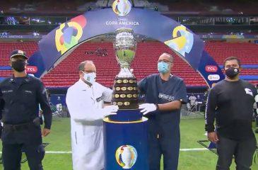 Inauguración Copa América 2021