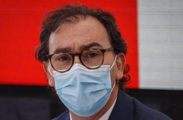 Ministro De Educacion Raul Figueroa
