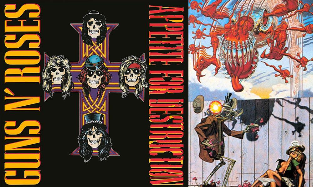 Appetite For Destruction Guns N Roses