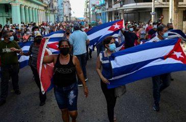 Cuba Protestas Manifestaciones