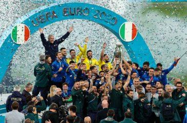 Eurocopa 2021 Inglaterra Italia 2