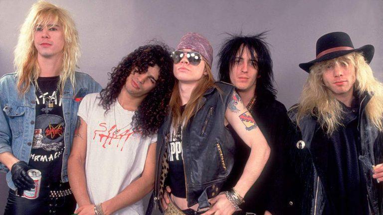 Guns N Roses Appetite For Destruction 2