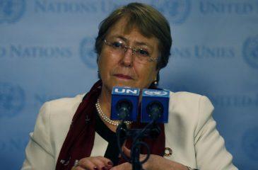Michelle Bachalet Cuba