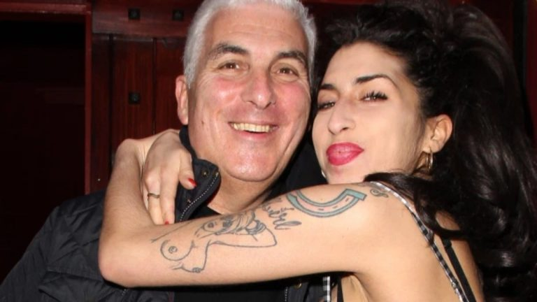 Mitch Winehouse Amy Winehouse