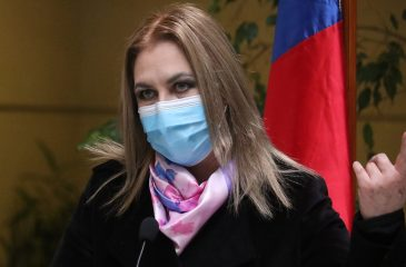Pamela Jiles Cuarto Retiro AFP