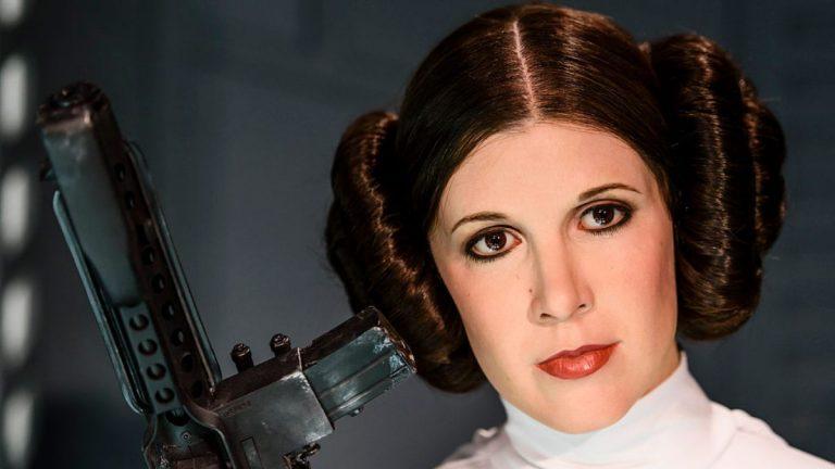 Princesa Leia Organa Star Wars