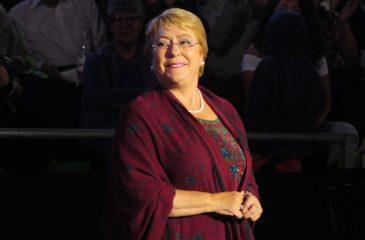Rodrigo Araya Michelle Bachelet