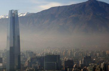 Panoramica Santiago
