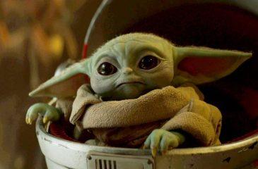 Baby Yoda The Mandalorian Grogu