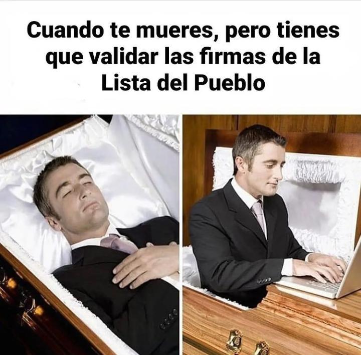 Diego Alcalao Lista Del Pueblo Memes