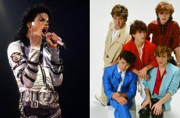 Michael Jackson Duran Duran