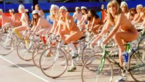 Bicycle Race Queen Video