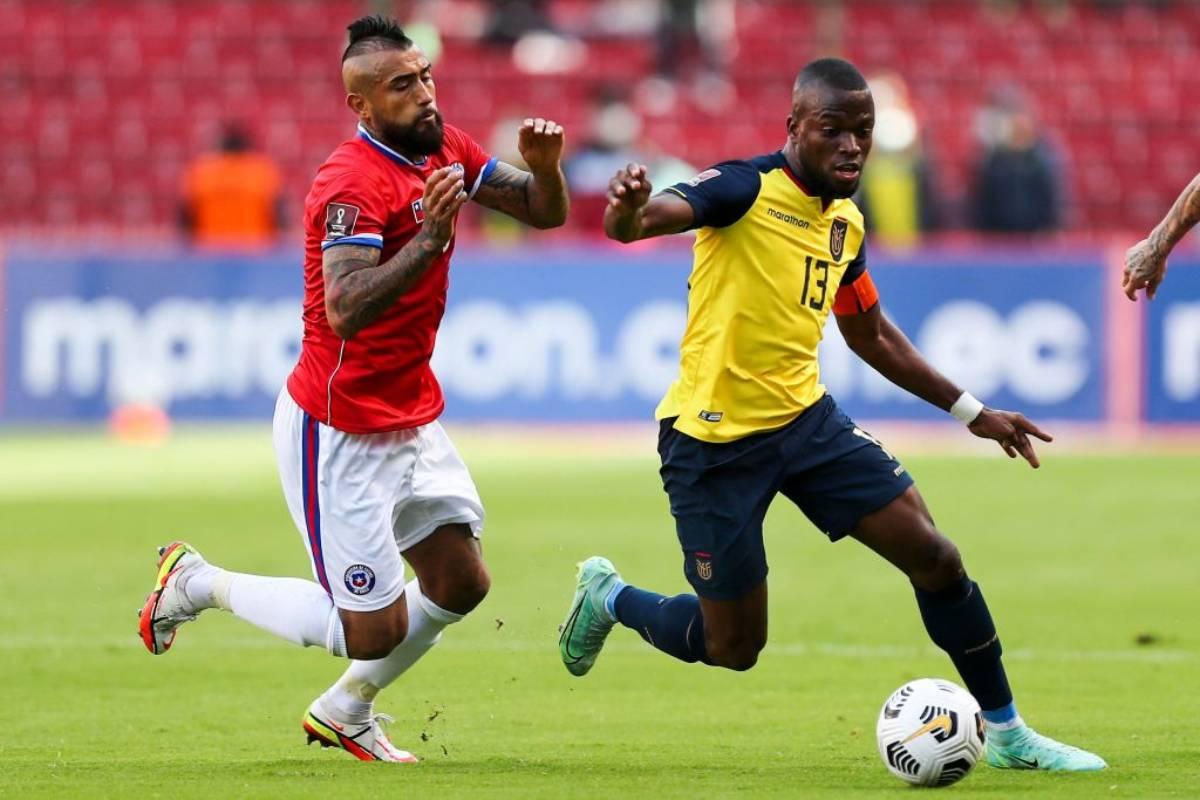 Ecuador Chile 2