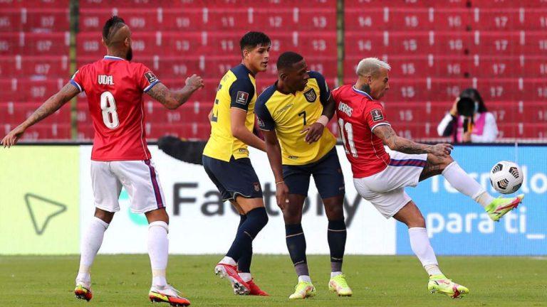 Ecuador Chile Qatar 2022