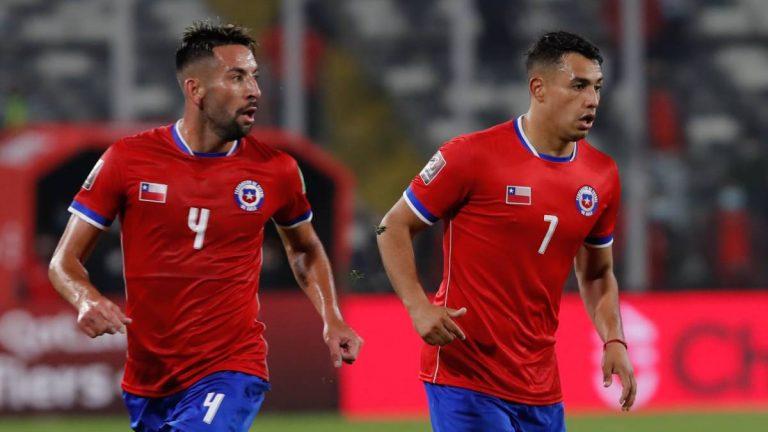 Partido Ecuador vs Chile
