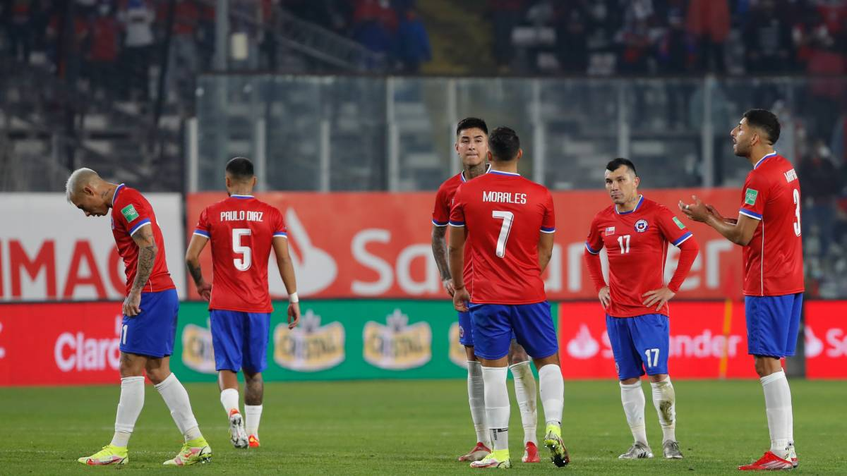 La Roja Selección Fútbol Chile (1)