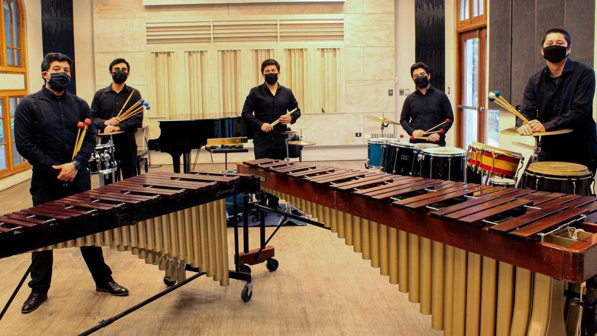 Música UC Grupo De Percusión