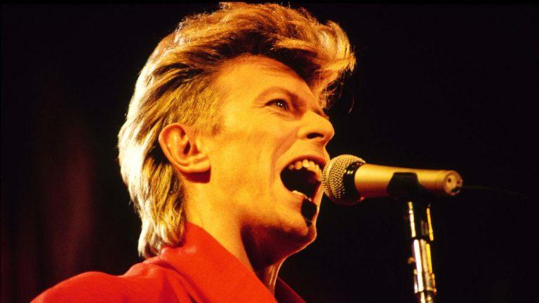 Catalogo David Bowie