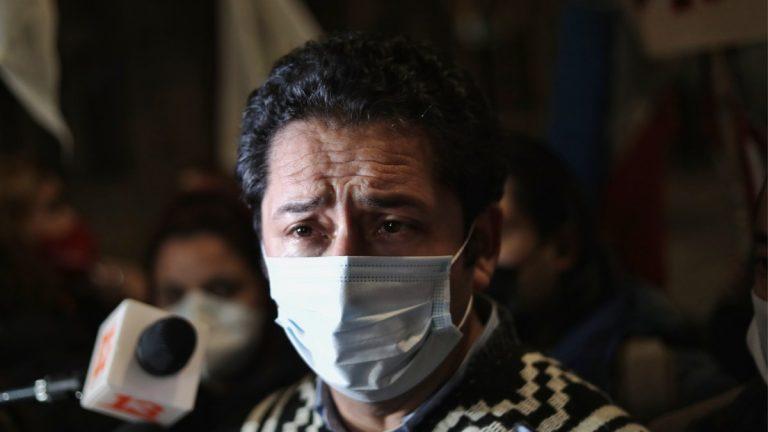 Consejo Trasnparencia Diego Ancalao