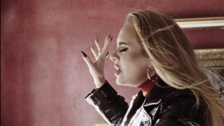 Adele Easy On Me