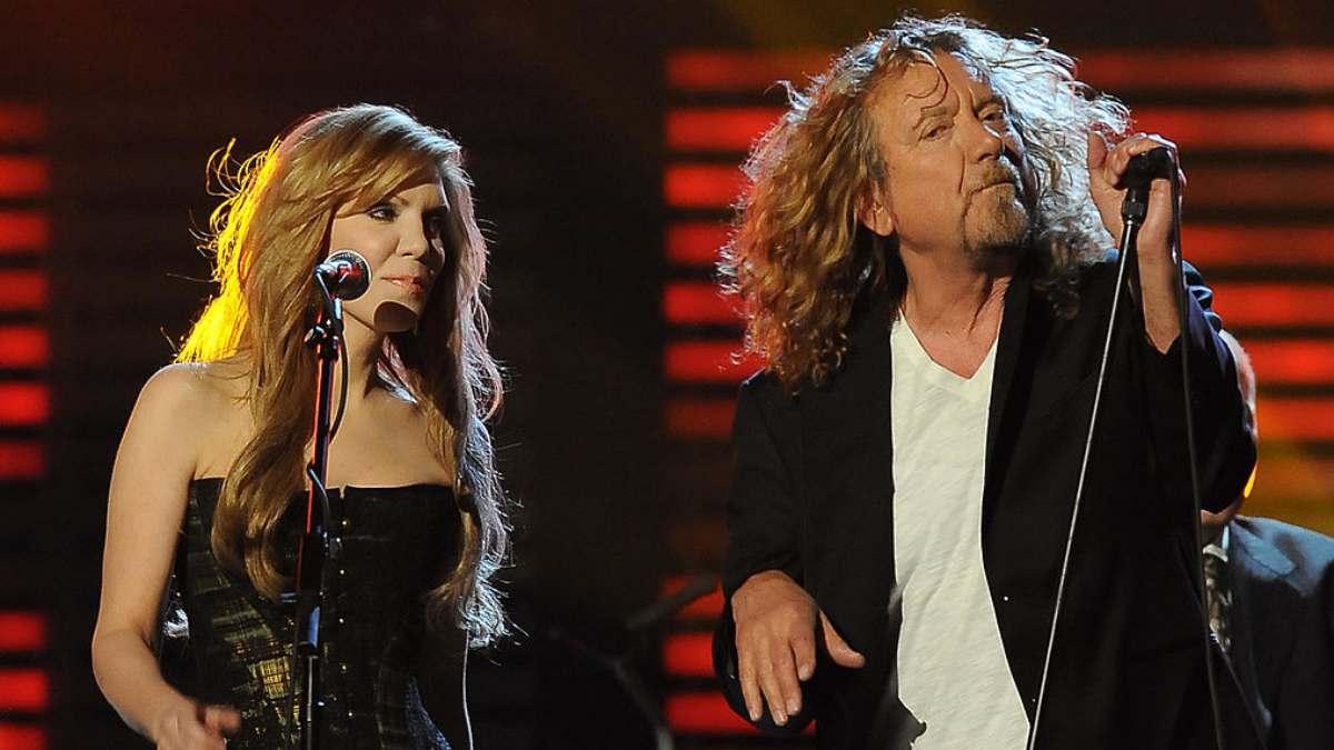Alison Krauss Robert Plant
