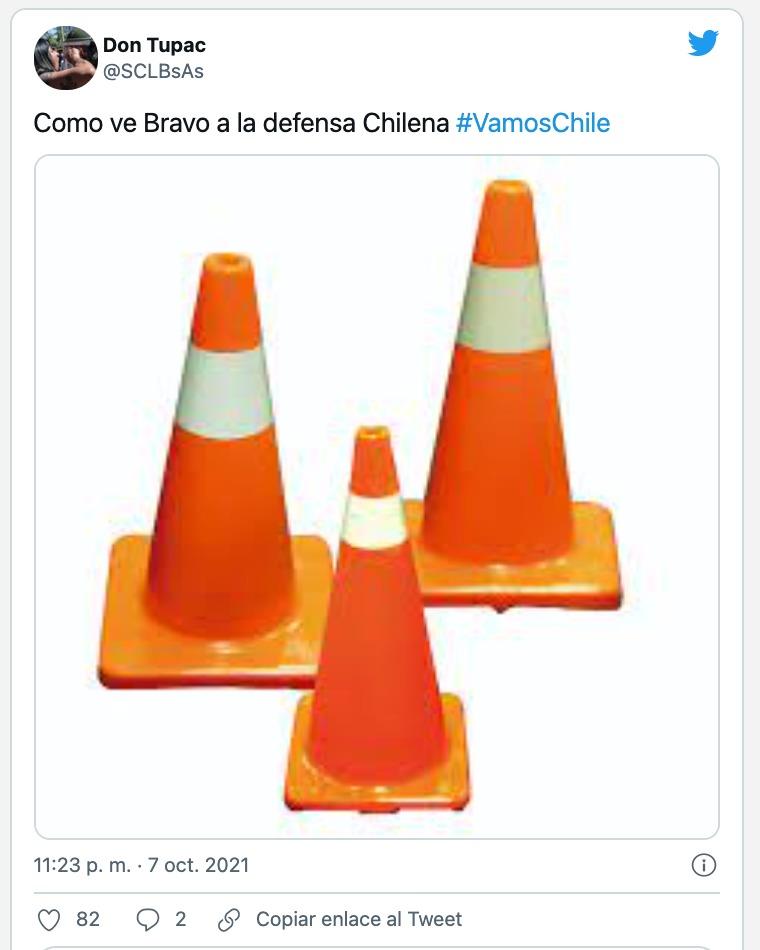 Chile Perú Meme