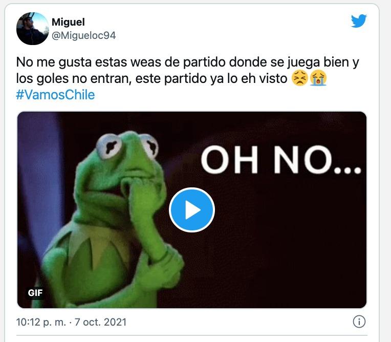Derrota Perú Chile