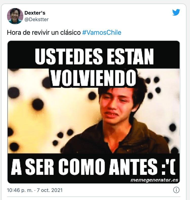 Eliminatoria Perú Chile