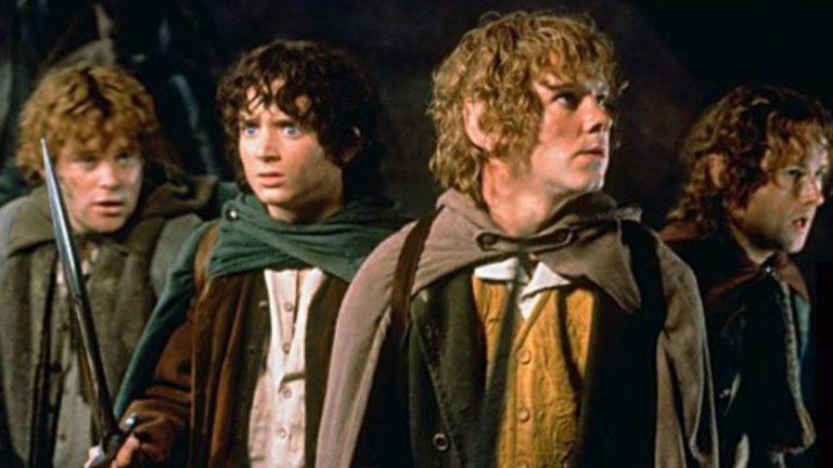 Hobbits El Señor De Los Anillos