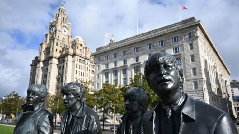 Liverpool The Beatles