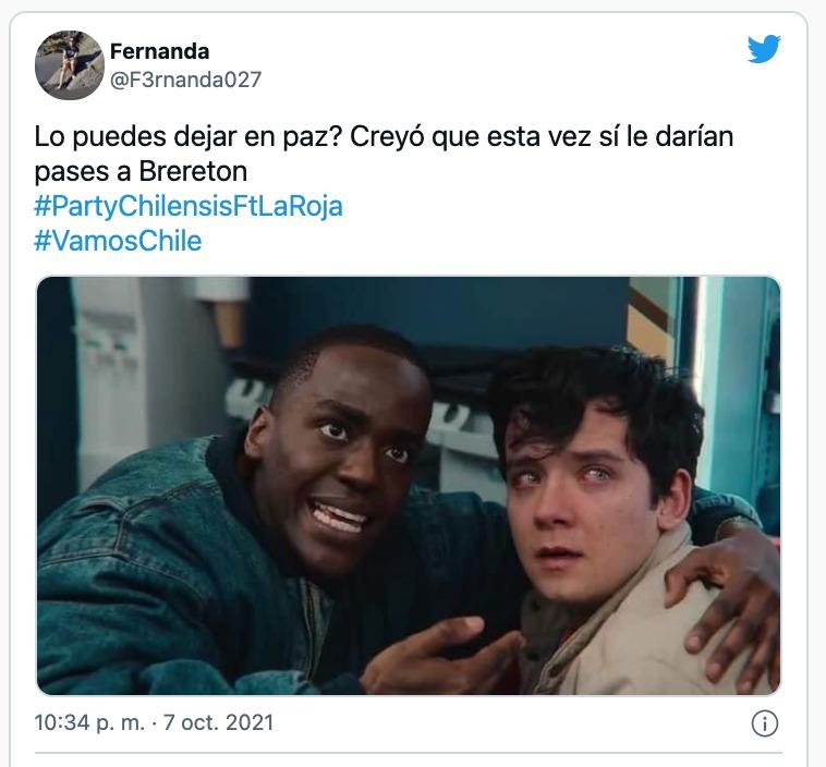 Meme Perú Chile