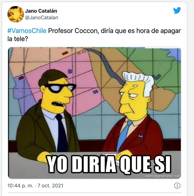Memes Eliminatoria Perú Chile