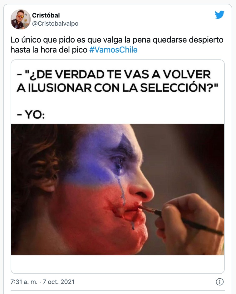 Partido Perú Chile